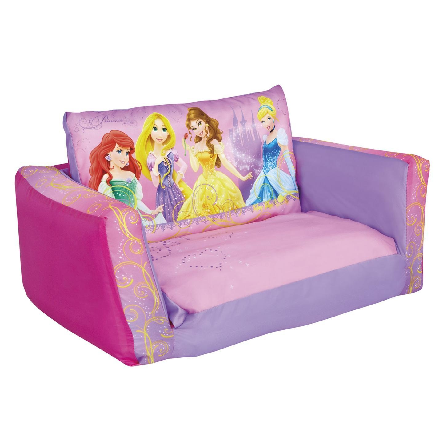 Disney Princess Flip Open Sofa With Design Image 28466 | Kengire Pertaining To Disney Princess Sofas (Image 5 of 20)