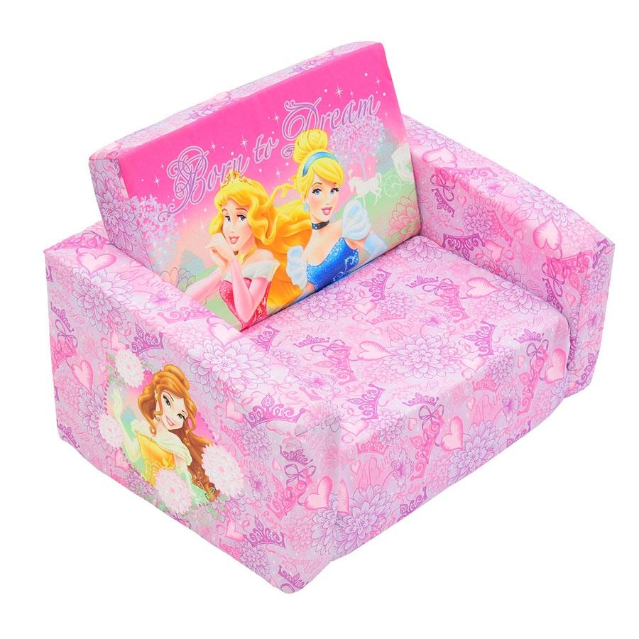 Disney Sofa For Princess Flip Open Sofas (View 7 of 20)