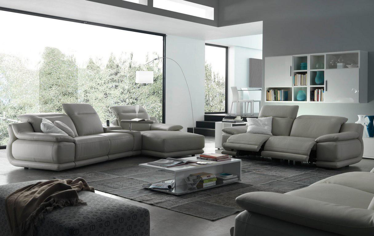 Divani Chateau Ax Leather Sofa With Design Image 28511 | Kengire Regarding Divani  Chateau Du0026#