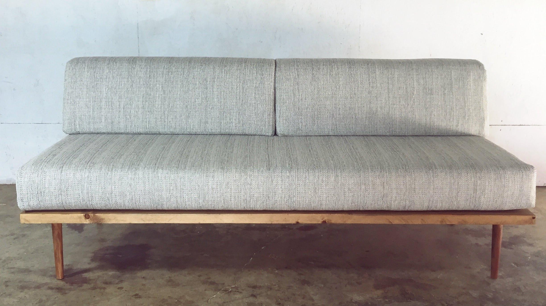 Diy Mid Century Modern Sofa | Modern Builds | Ep (Image 8 of 20)