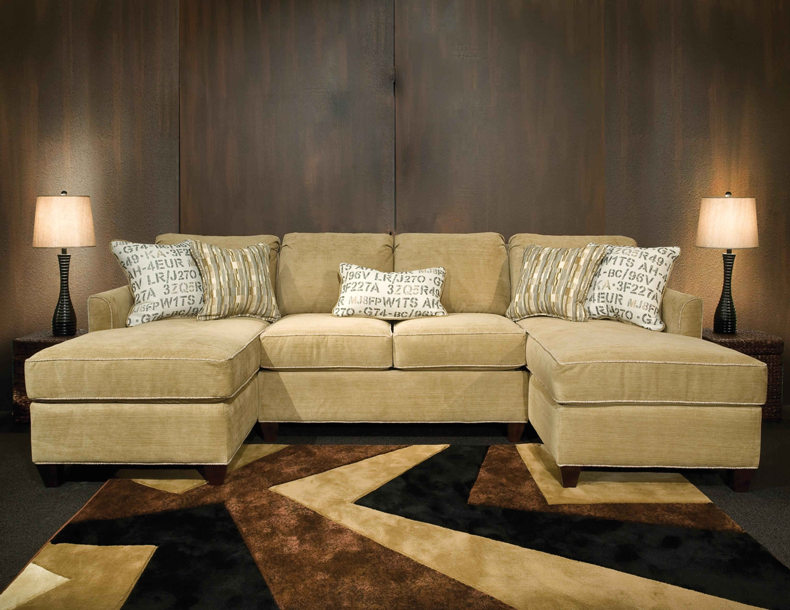 Double Chaise Lounge Furniture | Tehranmix Decoration For Sofas And Chaises Lounge Sets (Image 9 of 20)