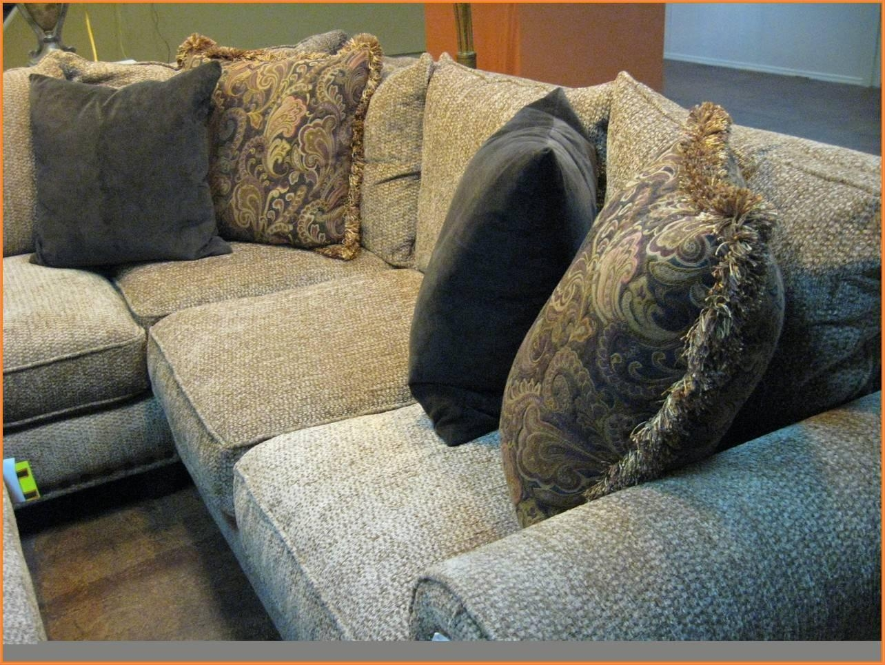 Down Filled Sectional Sofa | Berg Home Design Intended For Down Filled Sofas And Sectionals (Image 1 of 15)