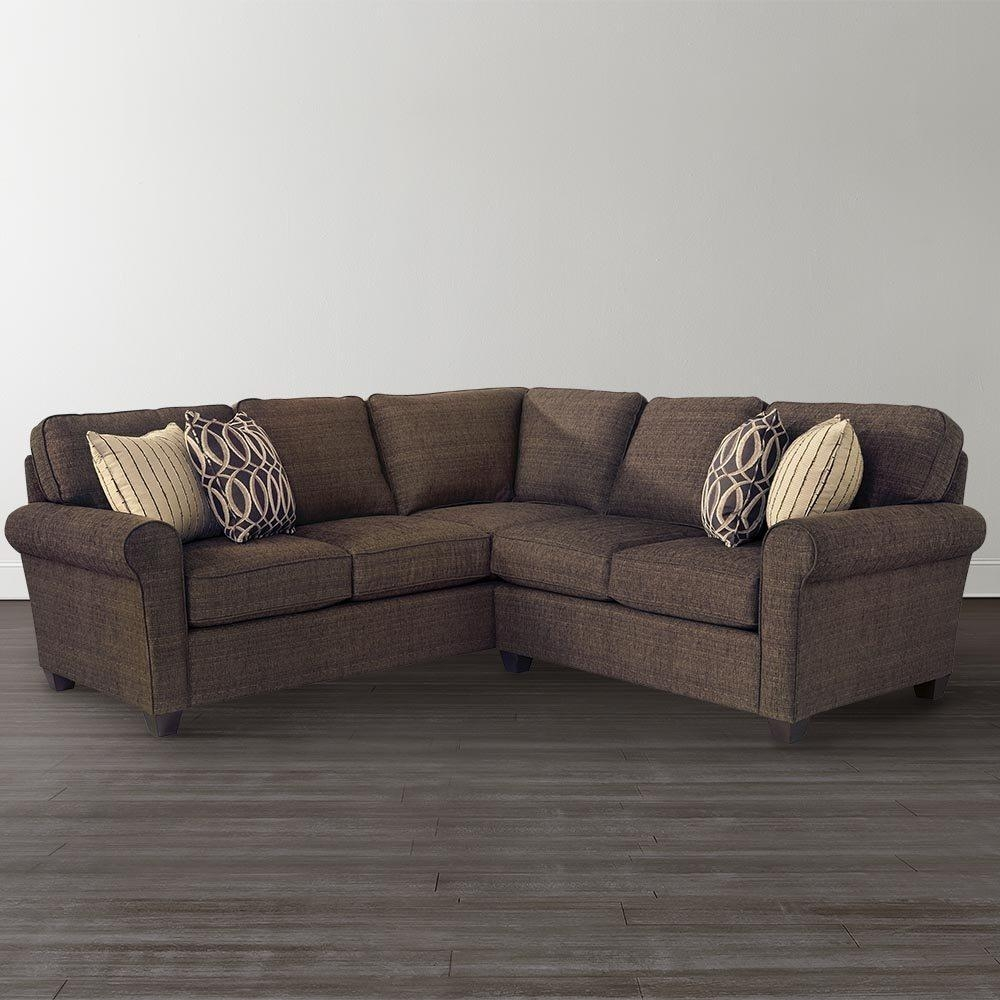 Down Filled Sectional Sofas | Interior Design Inside Down Filled Sofa Sectional (Image 2 of 15)
