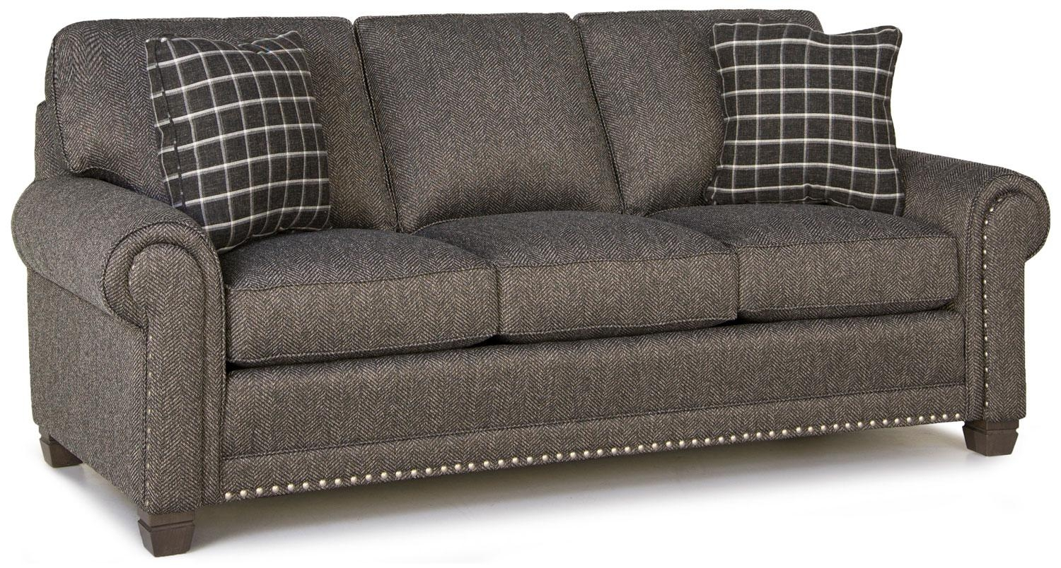 Dunkirk Sofa – Frontroom Furnishings Pertaining To Smith Brothers Sofas (Image 6 of 20)
