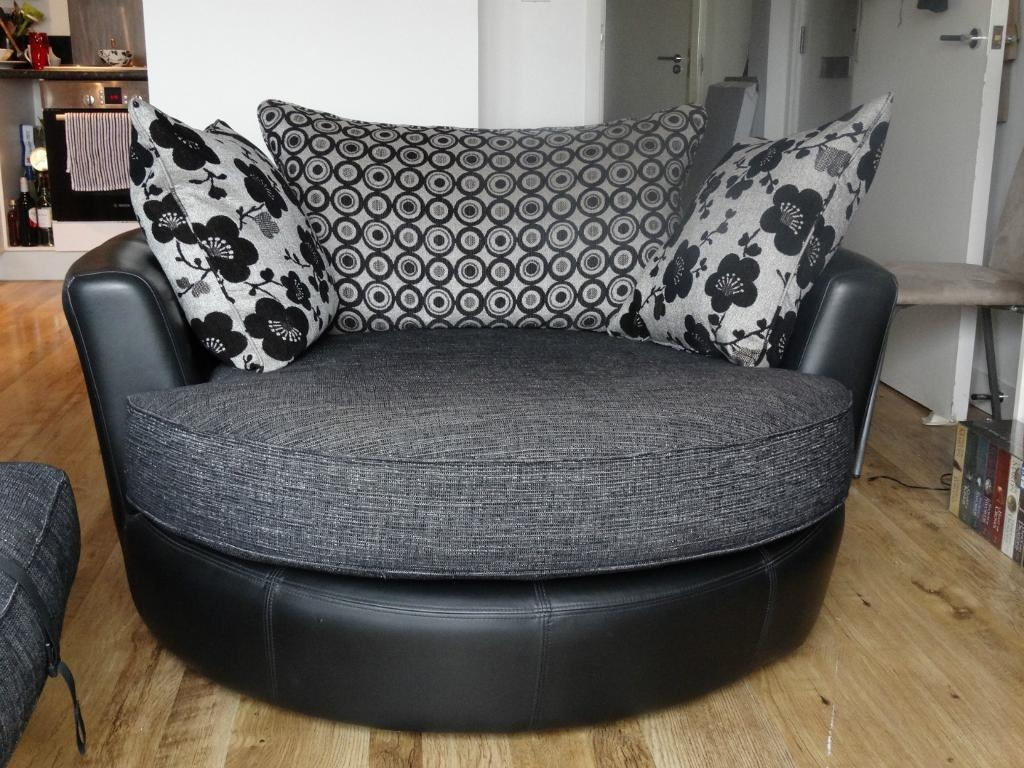 ▻ Furniture : 4 Types Of Swivel Accent Chair Creative Chair Within Spinning Sofa Chairs (View 17 of 20)