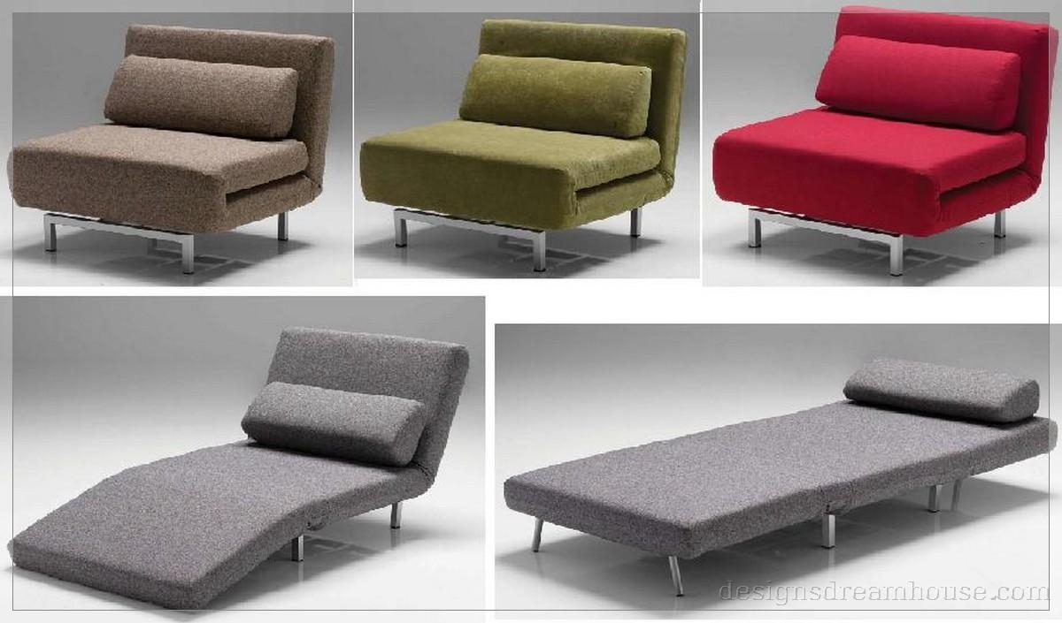 ▻ Sofa : 11 Lovely Single Sofa Bed Modern Sofa Beds Lovely Modern Inside Single Sofa Beds (Image 2 of 20)