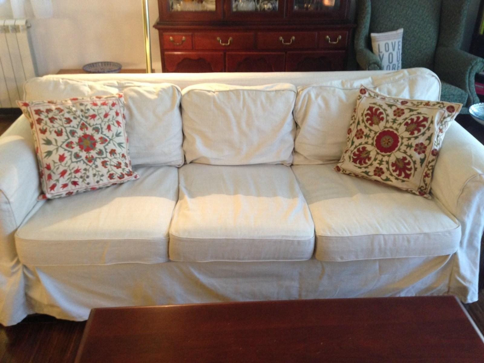 ▻ Sofa : 25 Decoration Replacement Slipcover For Sofa Ideas And Intended For Slipcover For Leather Sofas (View 18 of 20)