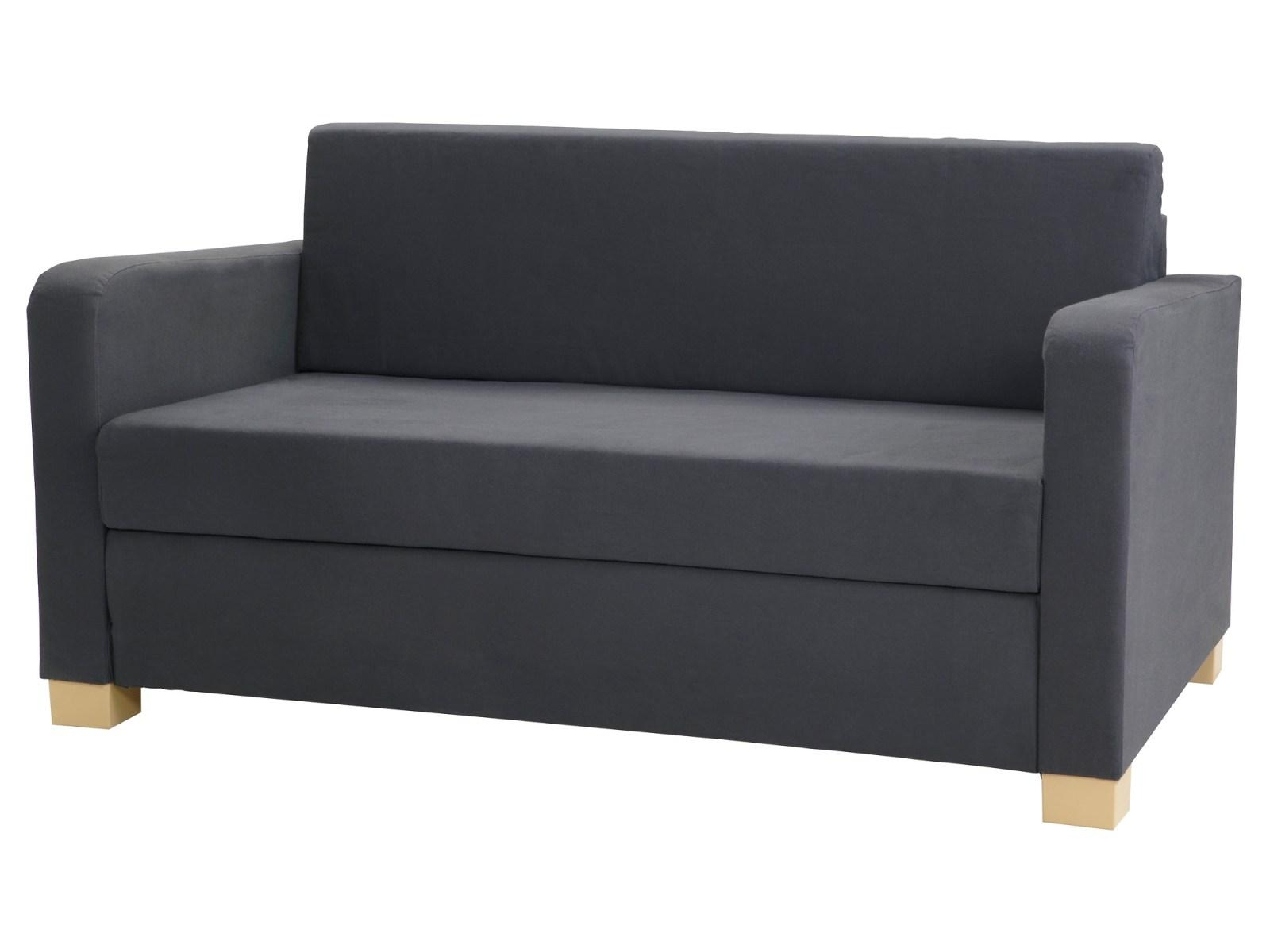 ▻ Sofa : 28 Attractive Gray Sofa Sleeper Best Home Furniture Regarding Small Grey Sofas (Image 1 of 20)