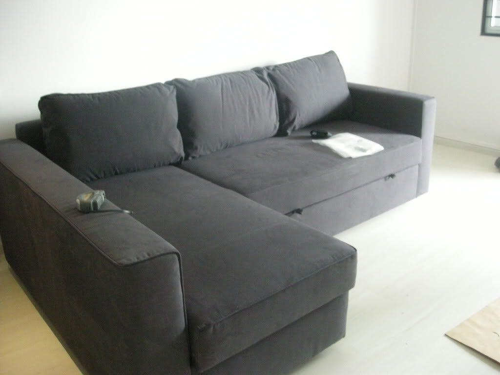 20 Ideas Of Manstad Sofa Bed Ikea