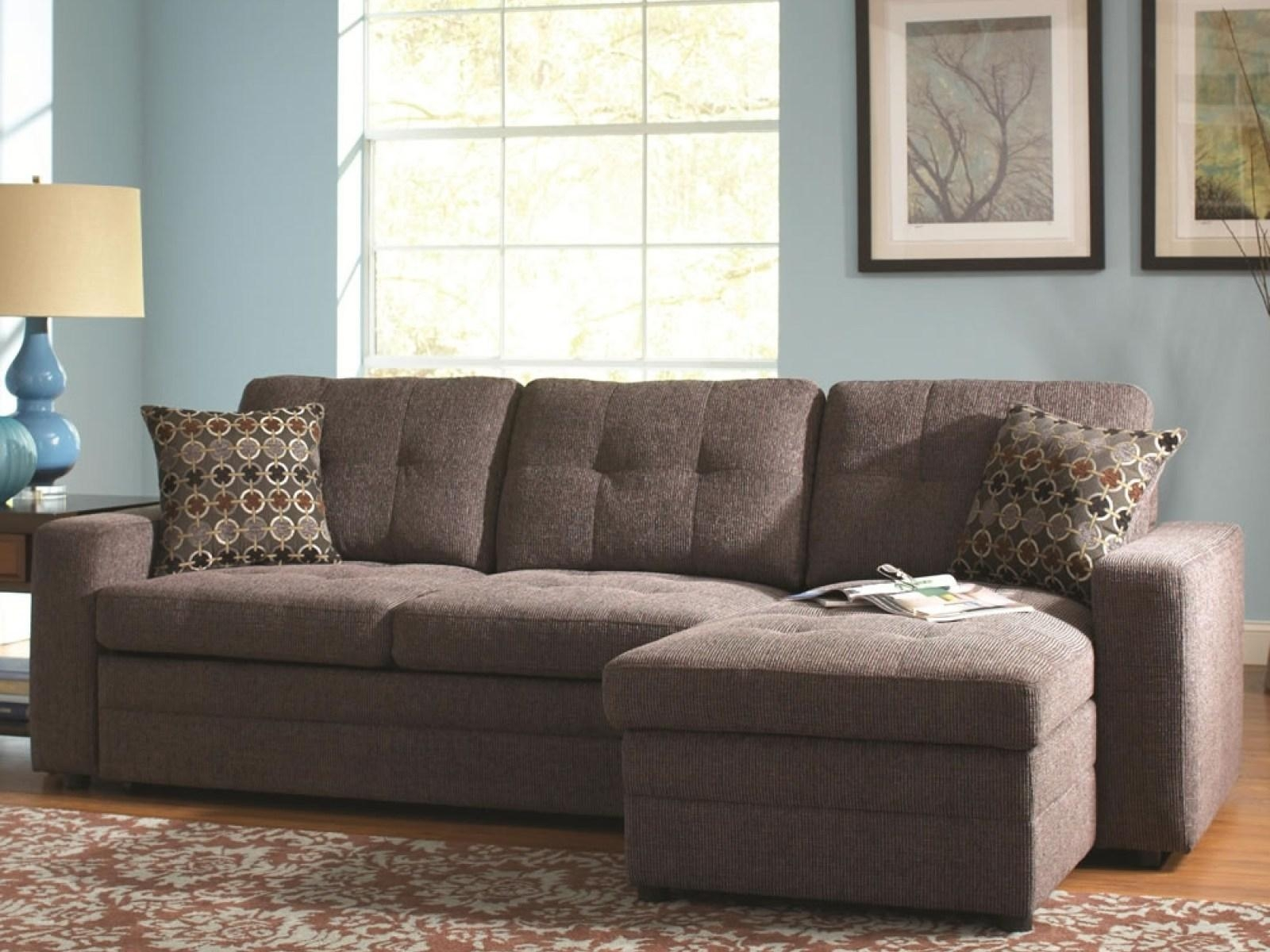 ☆▻ Sofa : 15 Good Looking Reclining Sectional Sofas For Small Throughout Sectional Sofas In Small Spaces (Image 1 of 20)