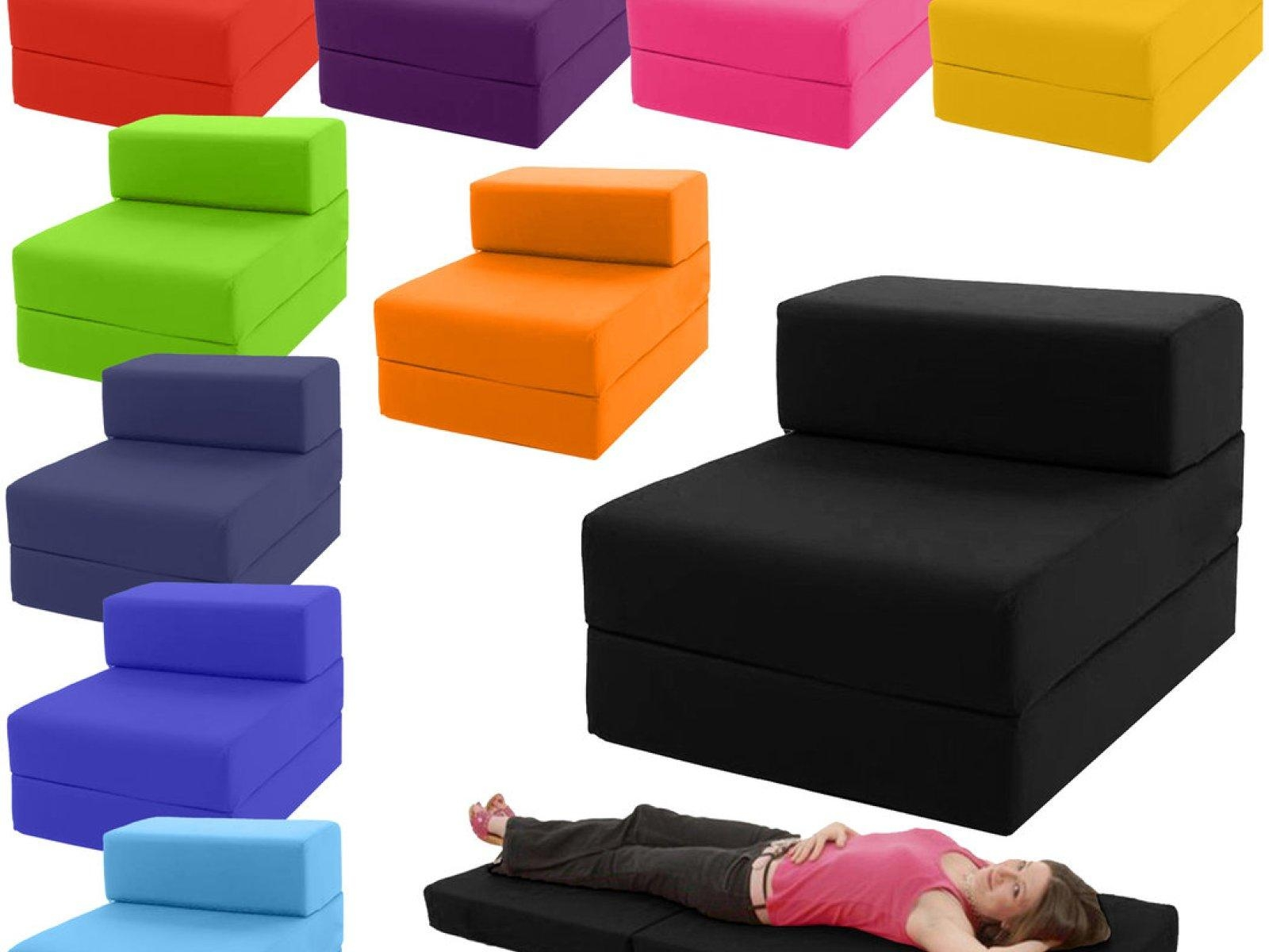 ☆▻ Sofa : 38 Lovable Single Sofa Sleeper Awesome Cheap Furniture With Single Sofa Beds (Image 7 of 20)