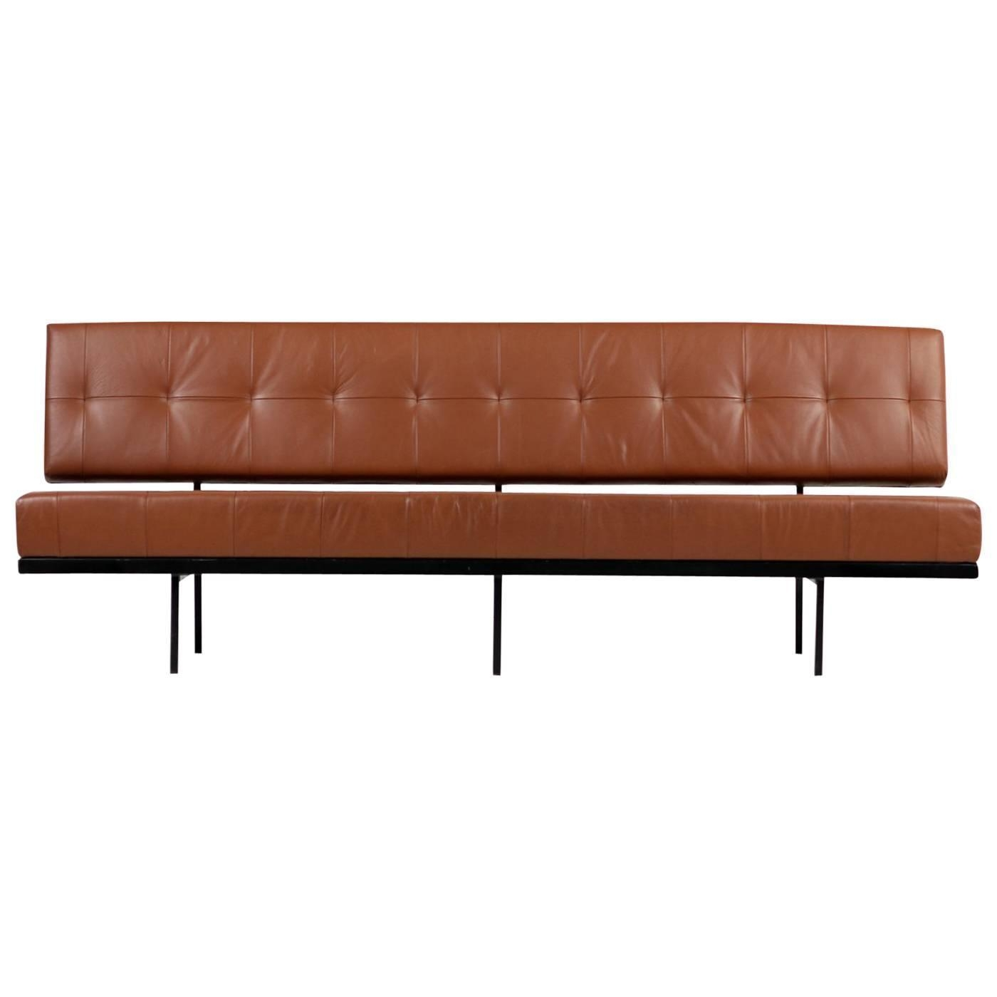 "Early Florence Knoll ""parallel Bar"" Sofa, Circa 1960 At 1Stdibs With Regard To Customized Sofas (Image 13 of 20)"