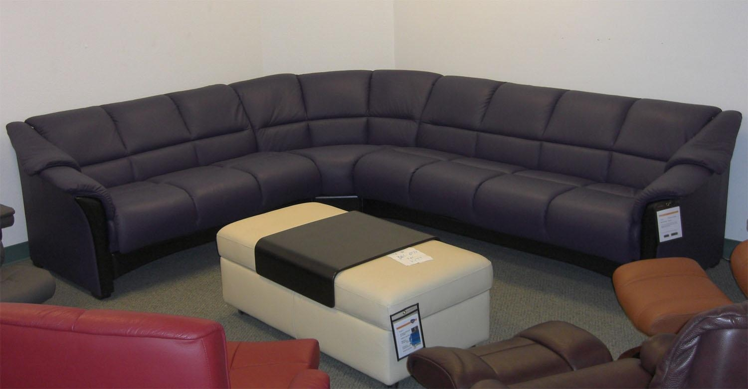 Ekornes Oslo Sofa, Loveseat, Chair And Sectional – Ekornes Oslo Throughout Ergonomic Sofas And Chairs (Image 6 of 20)