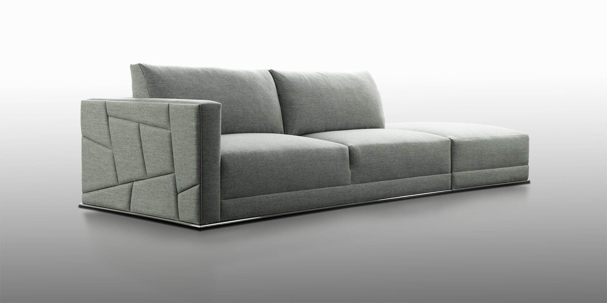 Elan Sectional – Nathan Anthony Furniture For Nathan Anthony Sofas (Image 6 of 20)