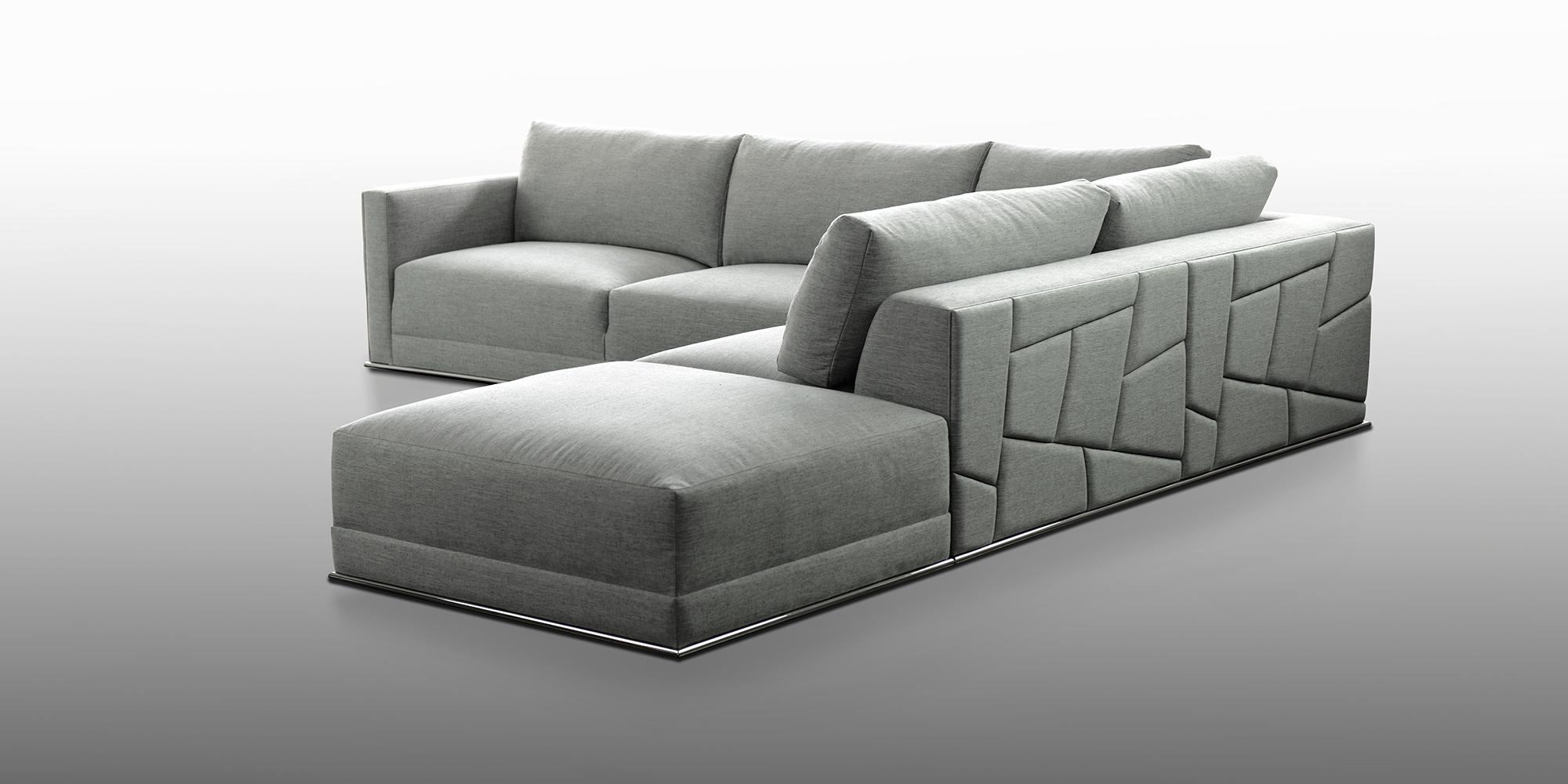 Elan Sectional – Nathan Anthony Furniture With Nathan Anthony Sofas (Image 7 of 20)