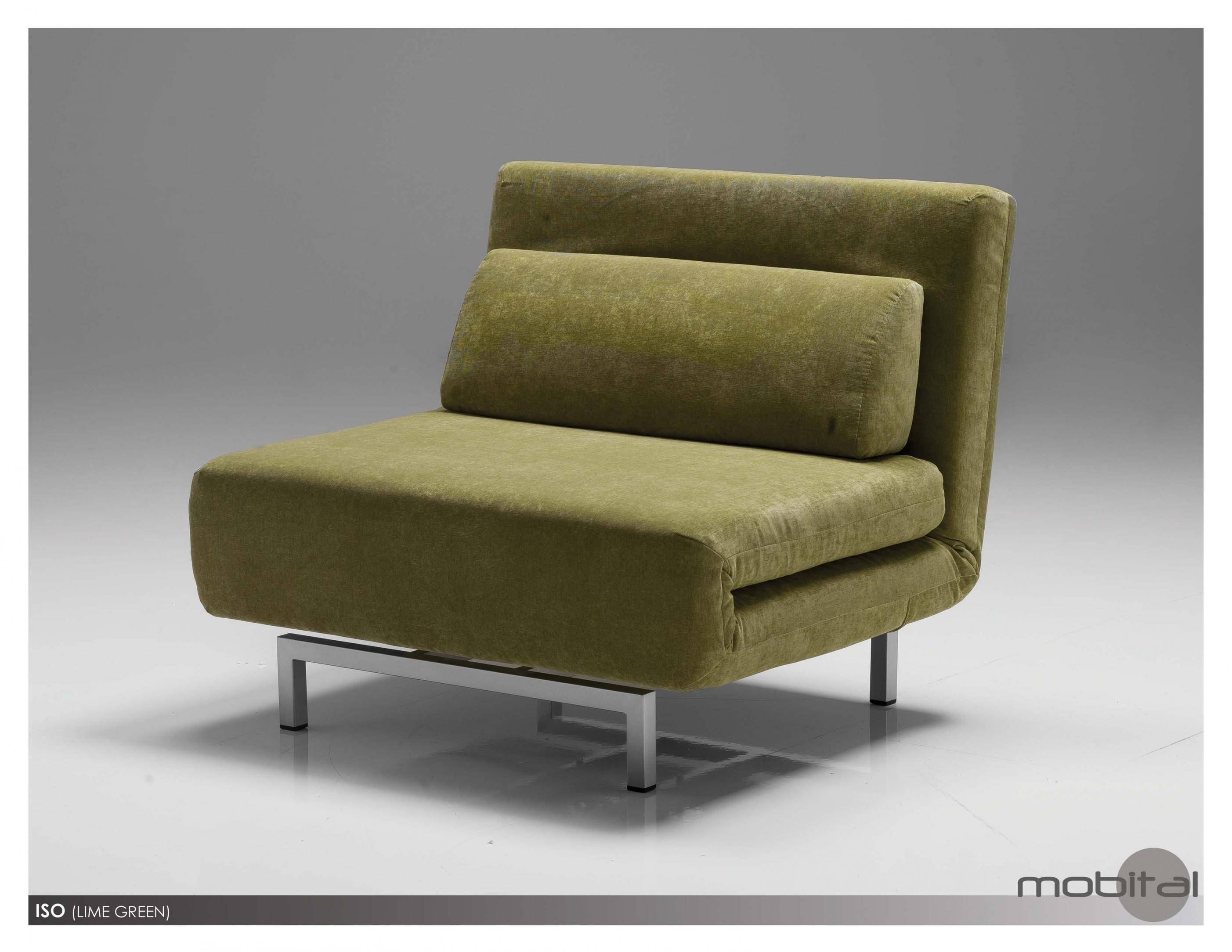 Elegant Single Sofa Bed Chairs – Merciarescue Throughout Single Chair Sofa Bed (Image 8 of 20)