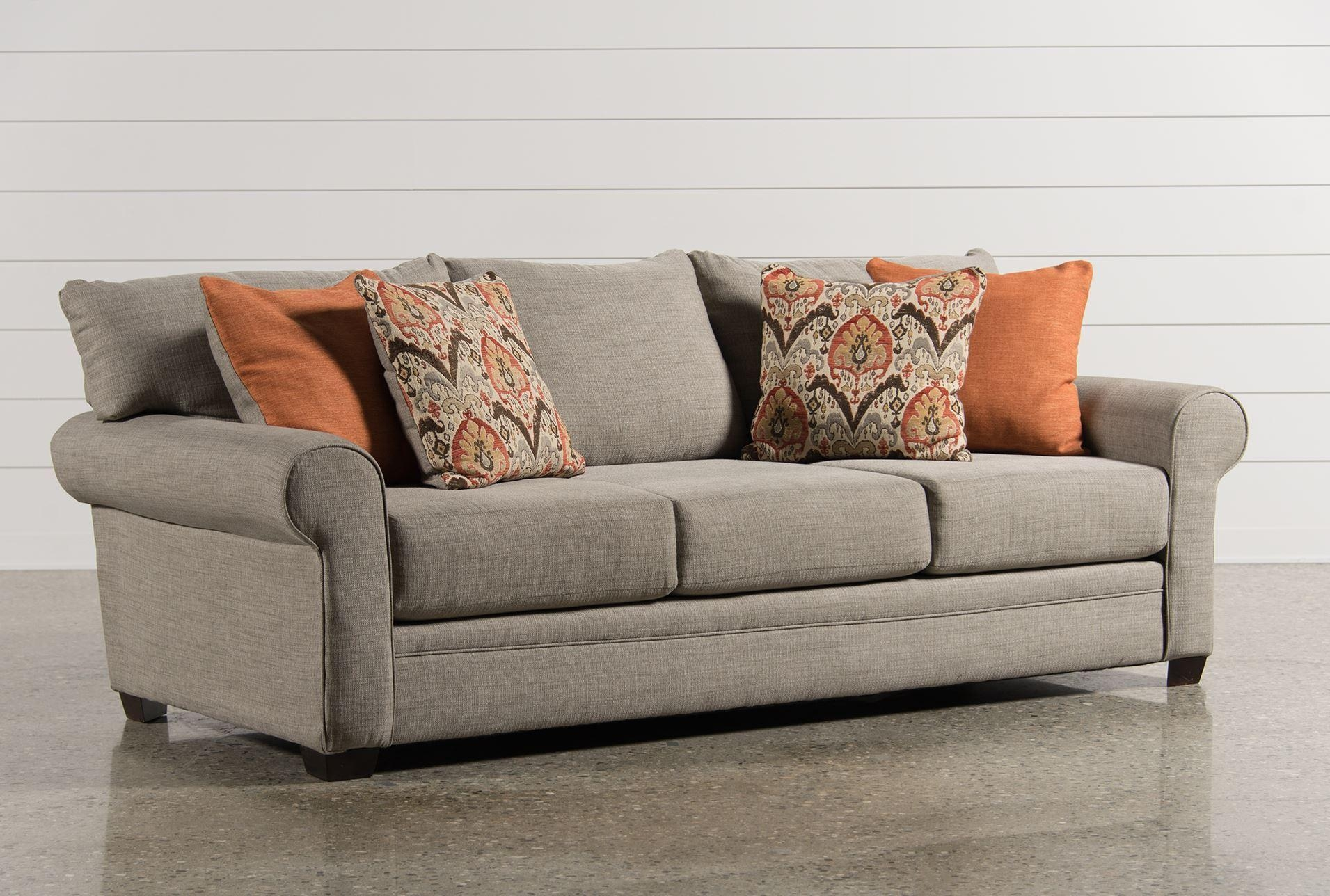 Elegant Sleeper Sofa Living Spaces 13 For Pier One Sleeper Sofa In Pier One Sleeper Sofas (View 13 of 20)