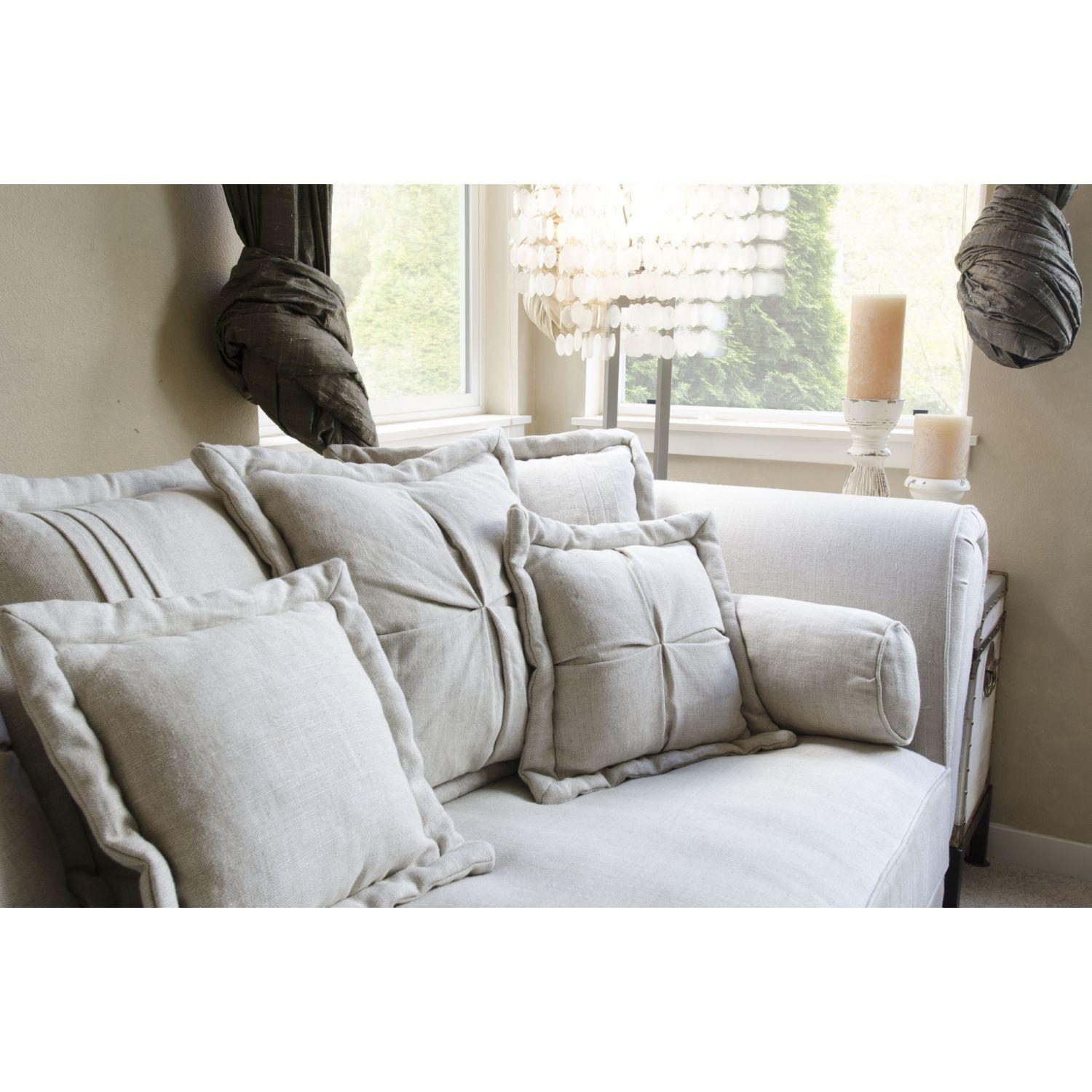 Elements Fine Home Bel 2Pc Lafchr Ac Rafchr So Sand 7 Bella Shabby In Shabby Chic Sectional Sofas (View 12 of 20)