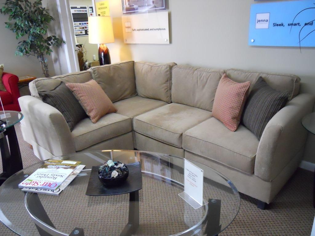 Featured Photo of Apartment Size Sofas And Sectionals