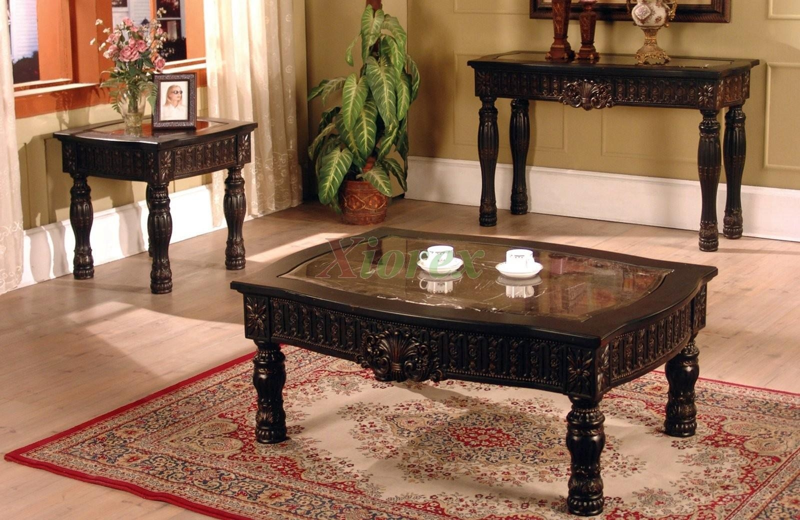 End Tables For Living Room Living Room Design And Living Room Ideas Throughout Sofa Table Chairs (Image 6 of 20)