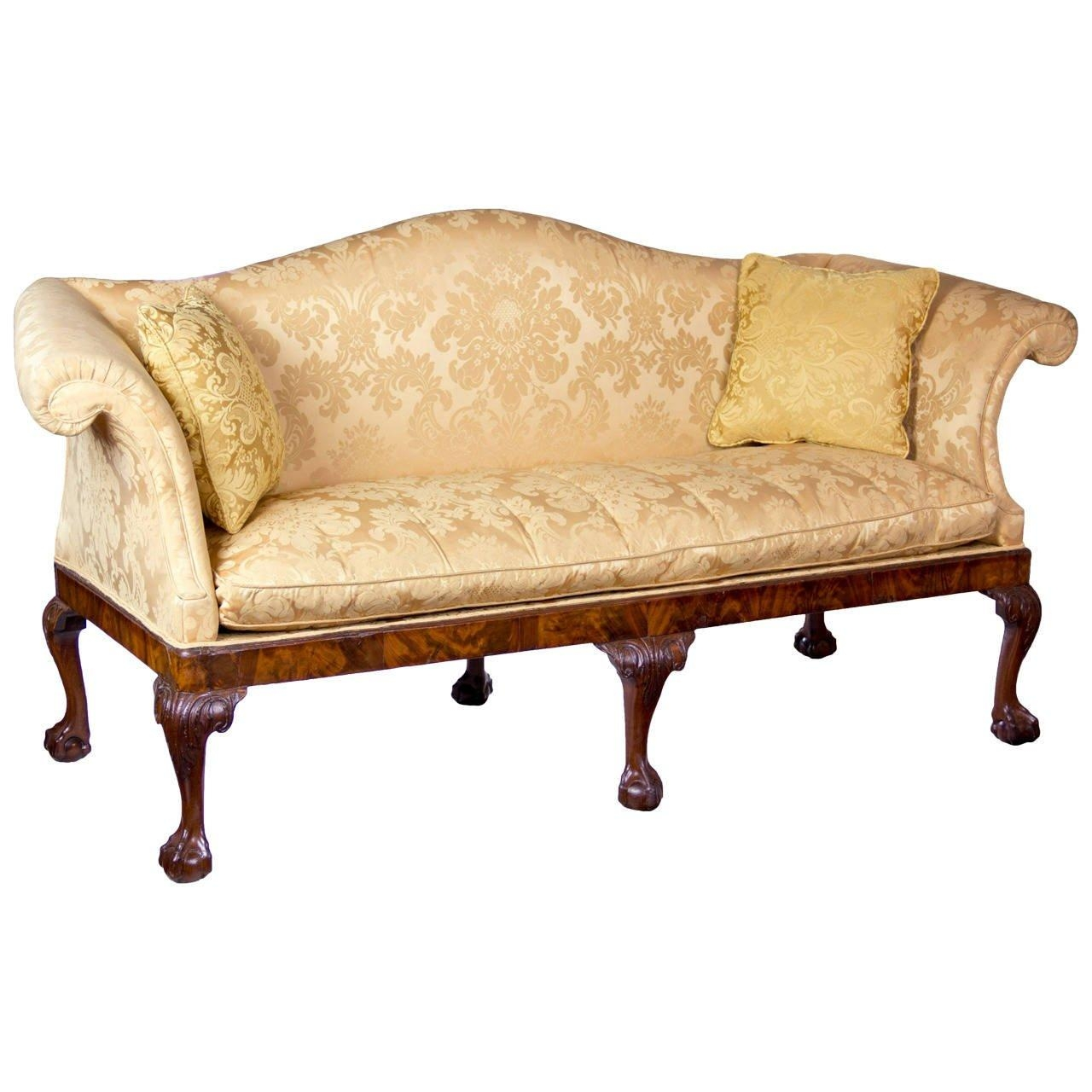 English Sofas – 137 For Sale At 1Stdibs In Chintz Sofas (View 5 of 13)