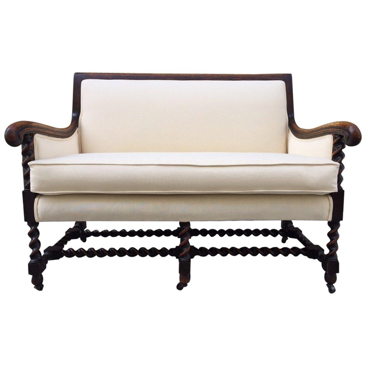 English Sofas – 137 For Sale At 1Stdibs Inside Chintz Sofa Beds (Image 9 of 20)