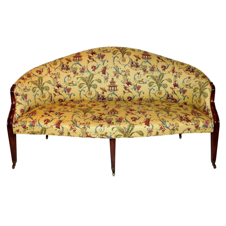English Sofas – 137 For Sale At 1Stdibs Regarding Yellow Chintz Sofas (View 11 of 20)