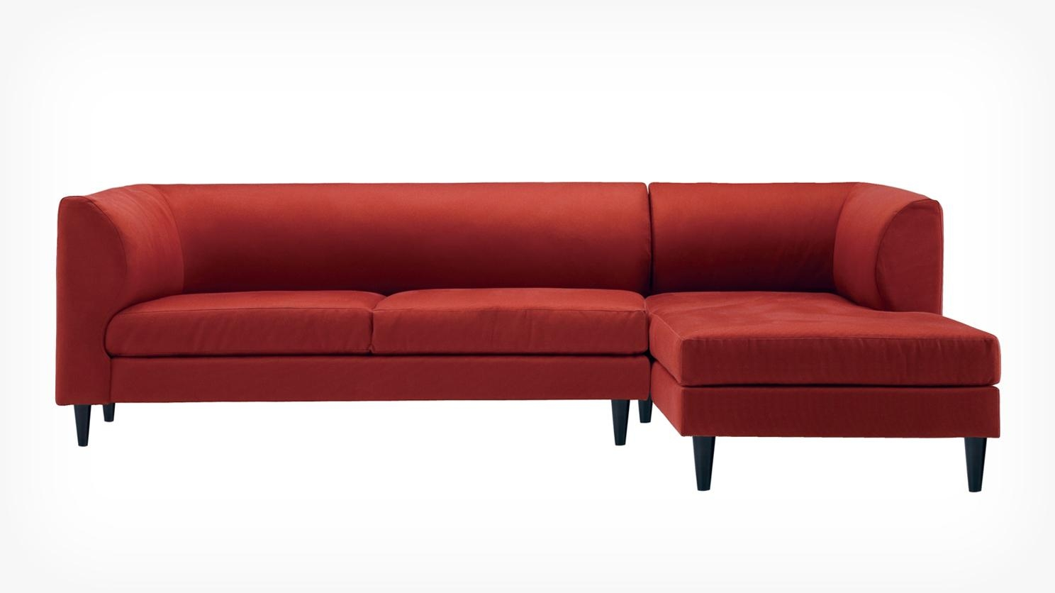 Eq3 | Living > Seating > Sectionals For 2 Seat Sectional Sofas (Image 4 of 15)