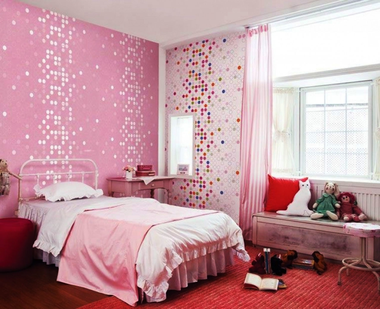 Etsy Girls Room Decor Related Items – Home Interior Inside Girls Room (View 16 of 24)