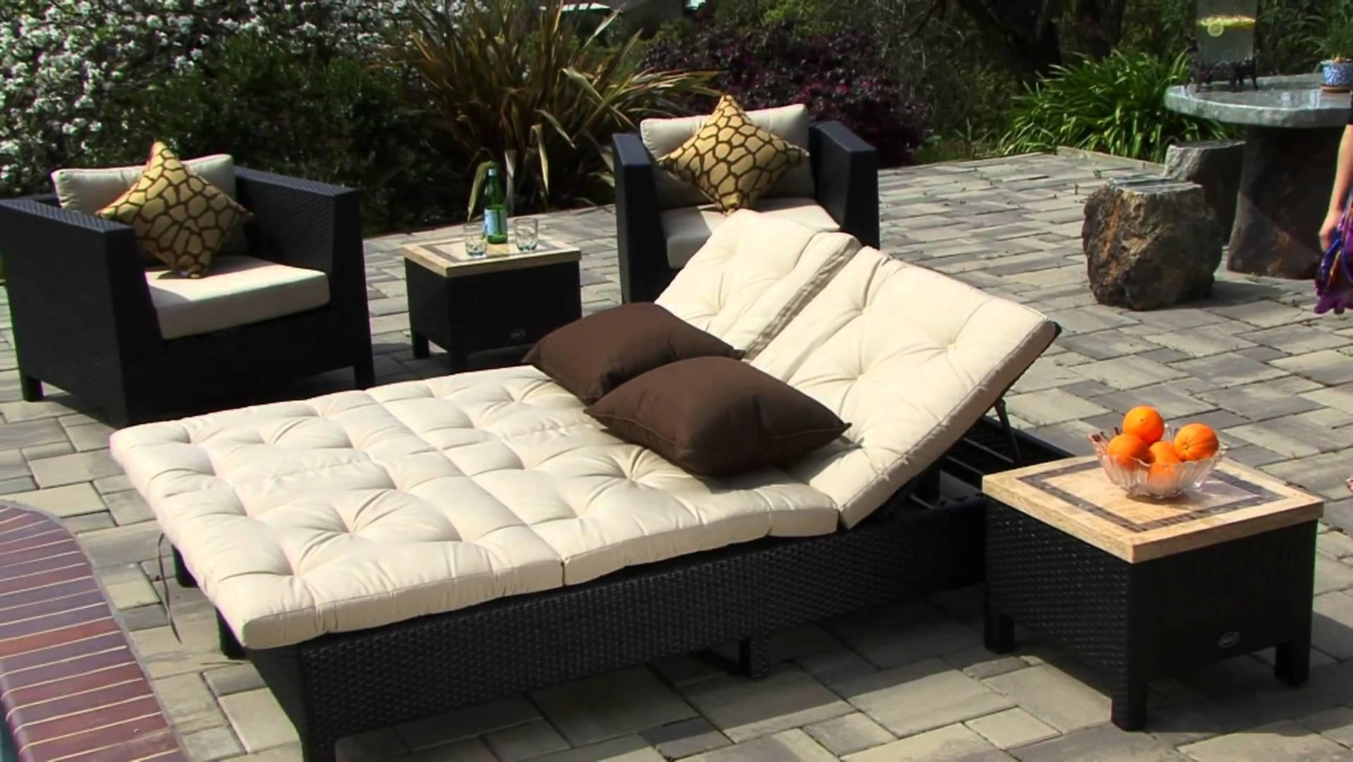 Euro Lounger Setsirio – Youtube With Euro Loungers (Image 4 of 20)