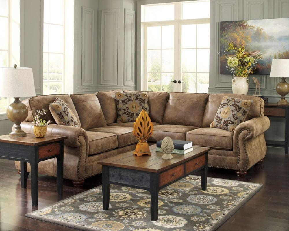 Excellent Memory Foam Sectional Sofa About Remodel Black And White With Regard To Ashley Faux Leather Sectional Sofas (View 6 of 20)