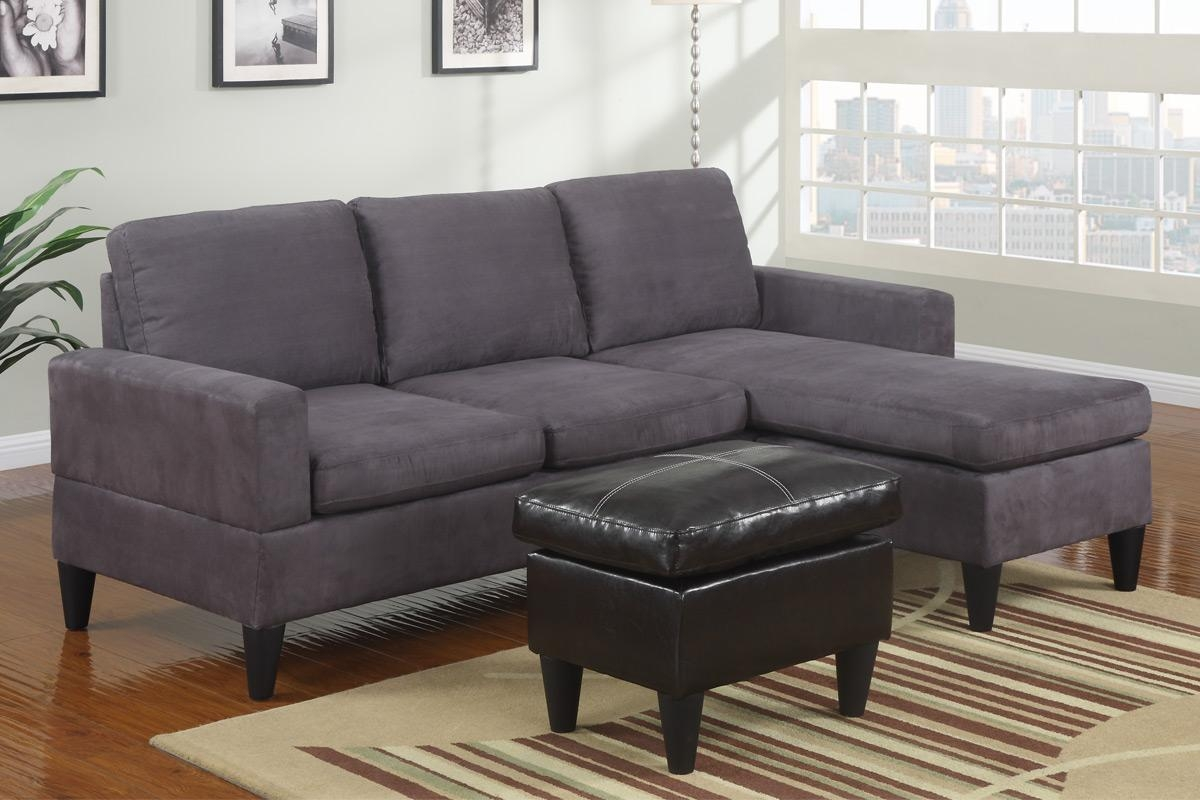 F7285 Bobkona All In One Mini/studio Sectional Sofa Intended For Mini Sectionals (Image 2 of 20)