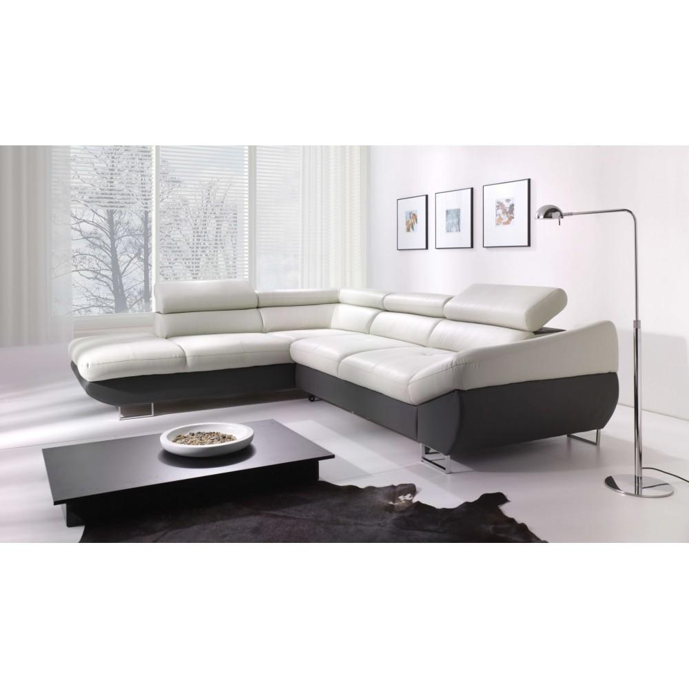 Fabio Sectional Sofa Sleeper With Storage, Creative Furniture Regarding Sectional Sofa With Storage (Image 3 of 20)