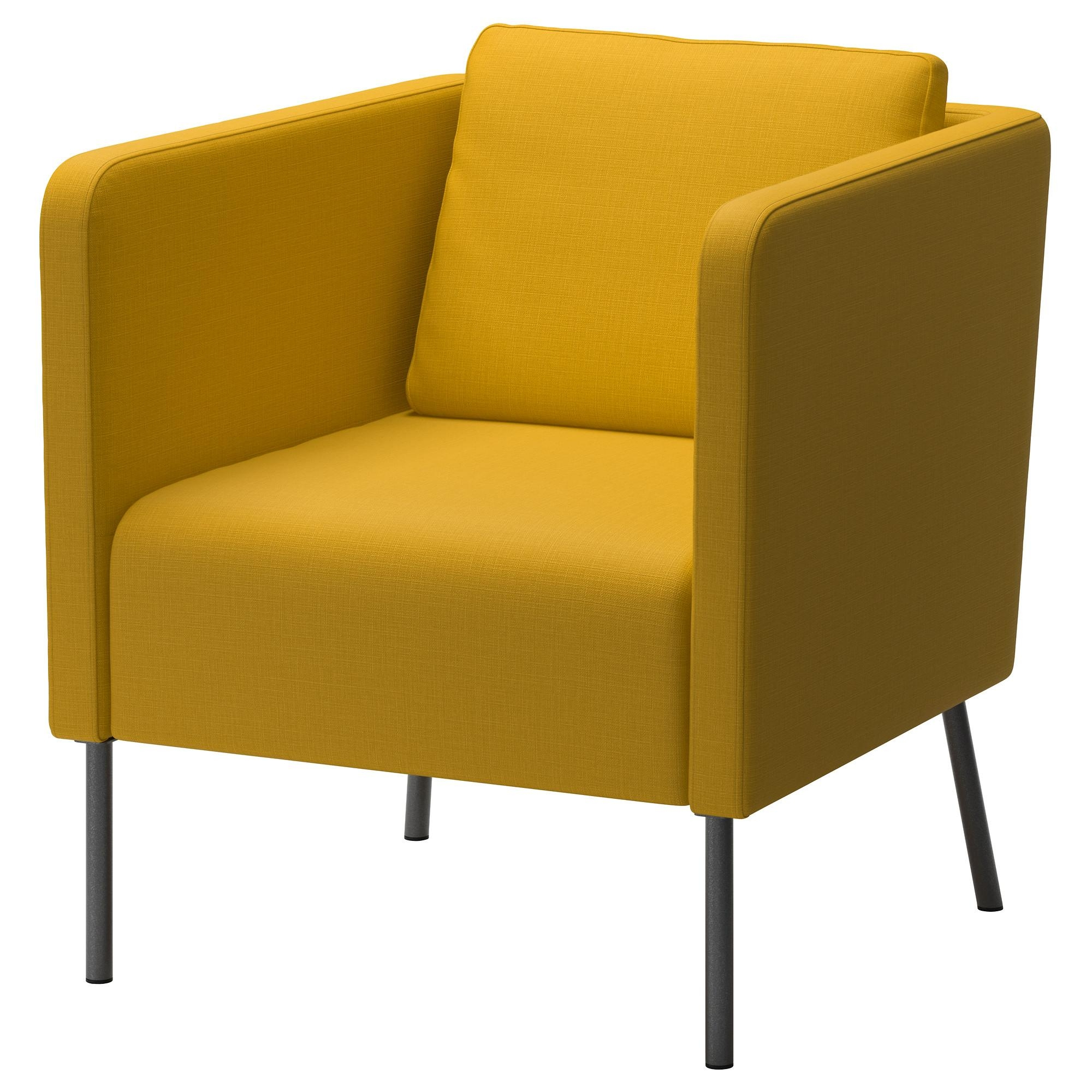 Fabric Armchairs – Ikea Intended For Yellow Sofa Chairs (Image 8 of 20)