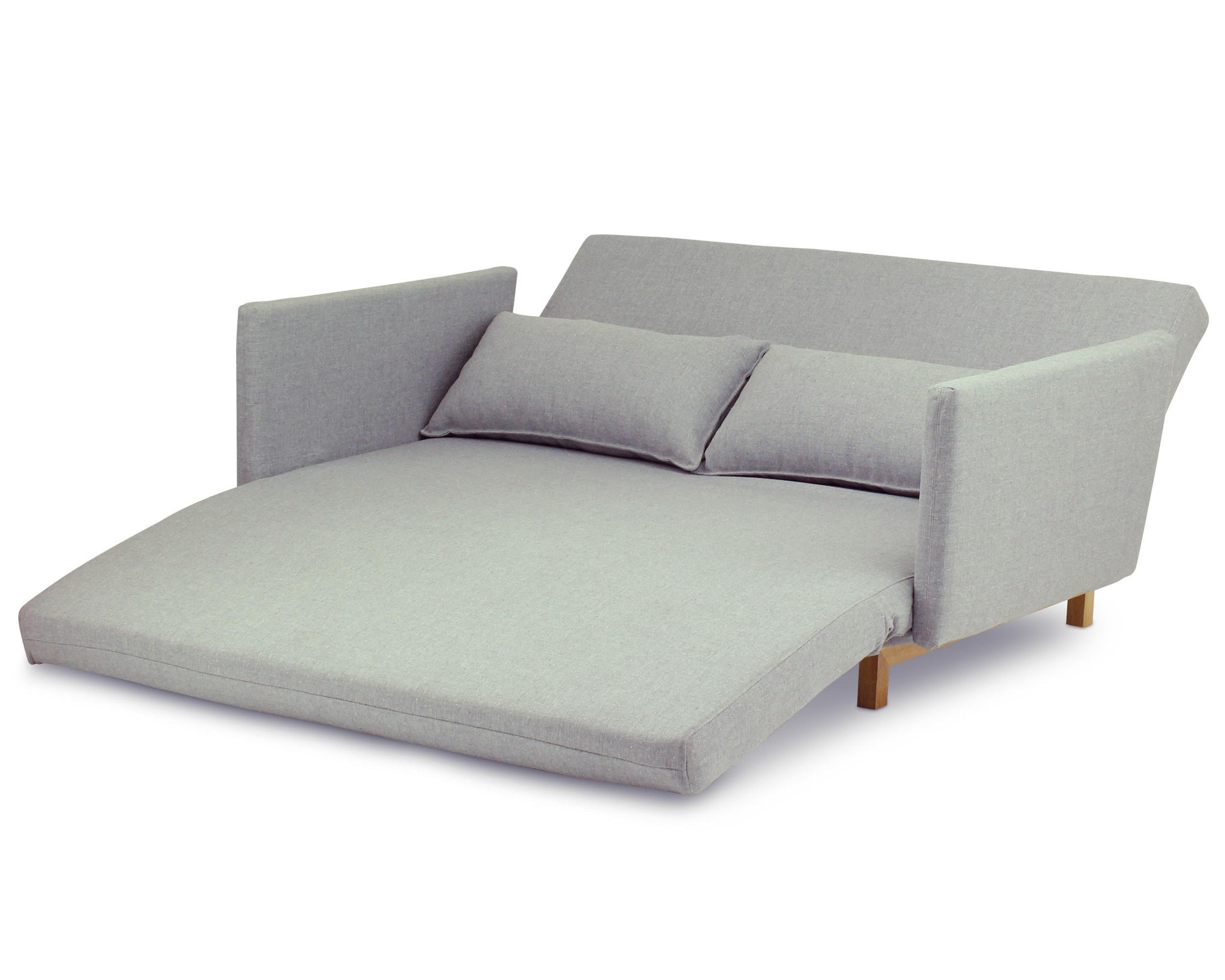 Fabric Chaise Longue Sofa Bed – Thesecretconsul Within Chaise Longue Sofa Beds (Image 7 of 20)