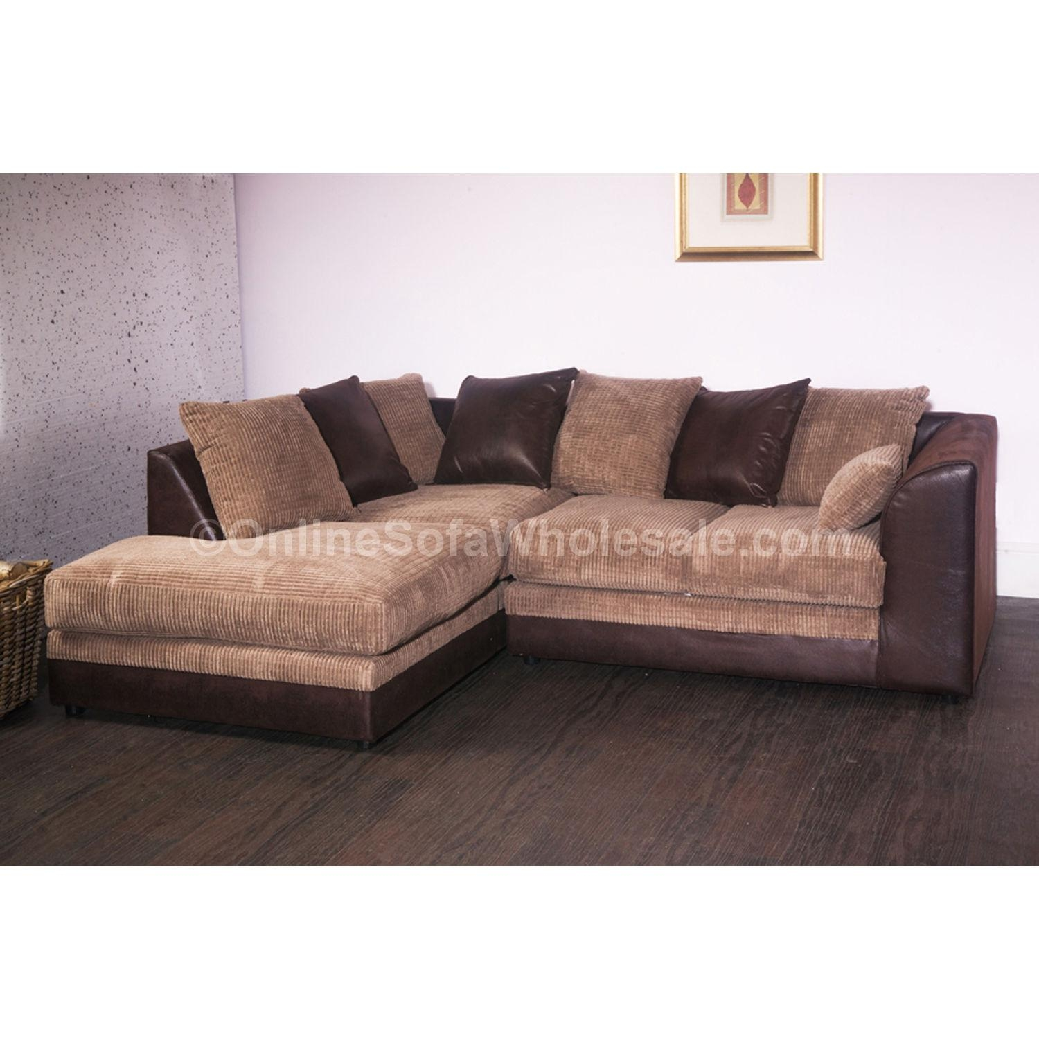 Fabric Corner Sofas Cheap – Simoon – Simoon Pertaining To Cheap Corner Sofa (Image 11 of 20)