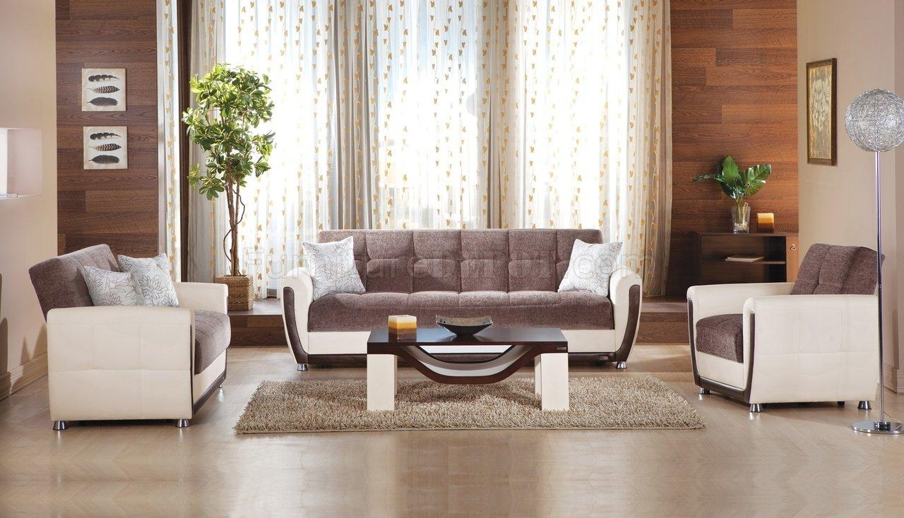 Fabric Living Room Sets. Microfiber, Microsuede Sofa Sets (Image 8 of 20)