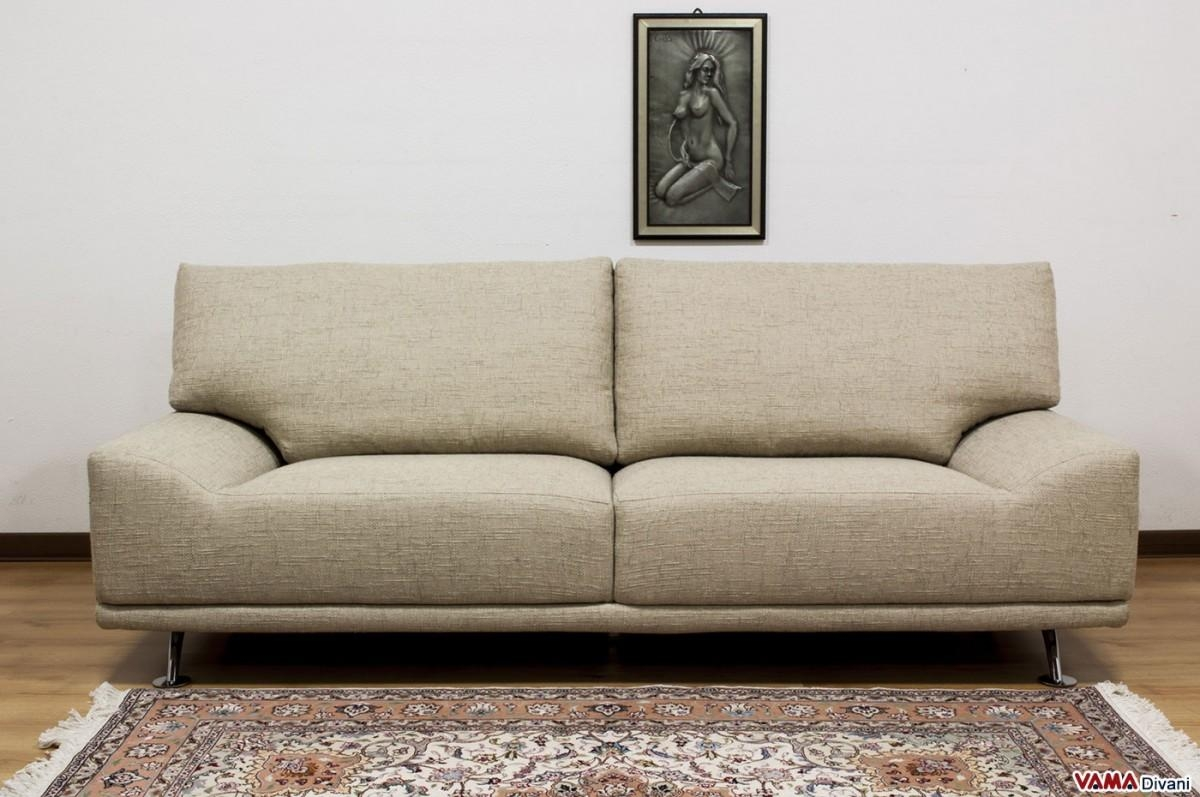 Fabric Sofa Contemporary Simple – Ftfpgh In Simple Sofas (Photo 17 of 20)