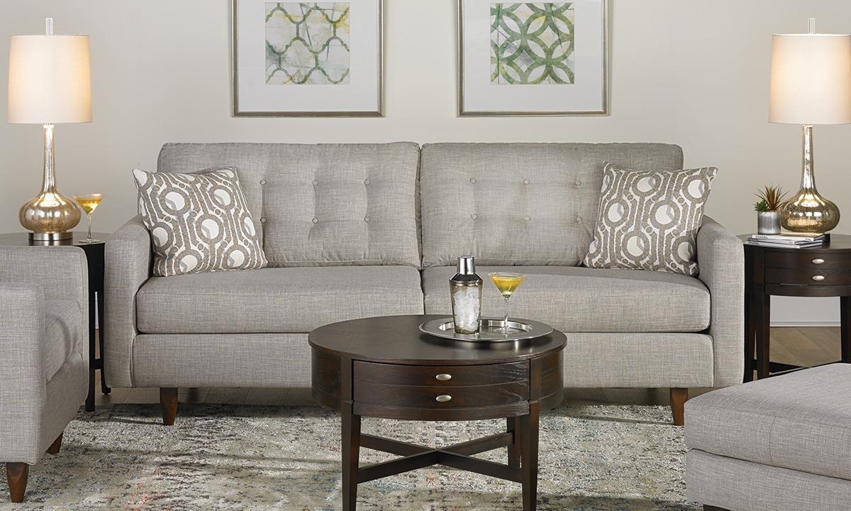 Fabric Sofas | Haynes Furniture, Virginia's Furniture Store throughout Fabric Sofas