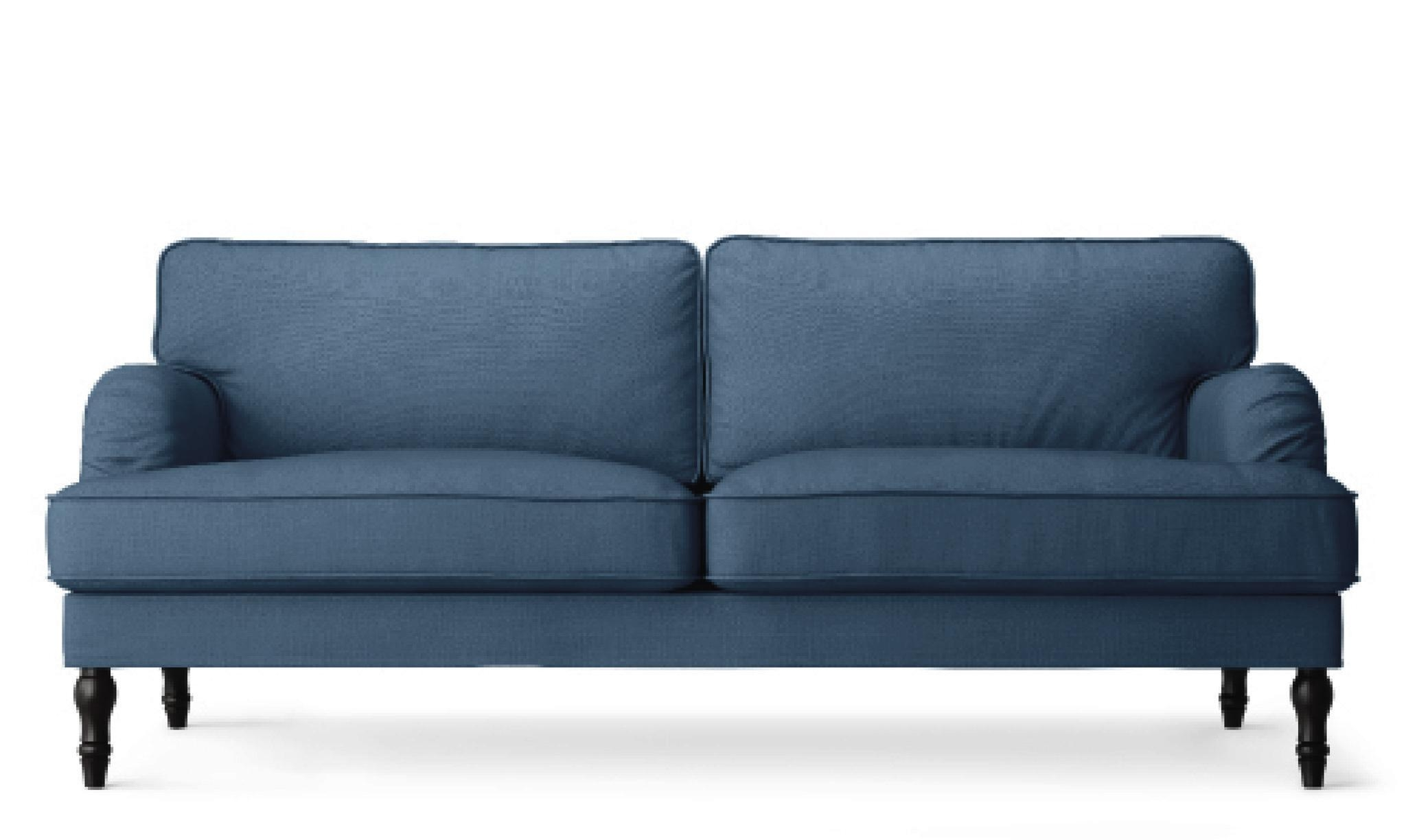 Fabric Sofas | Ikea Ireland – Dublin Intended For Sofas (Image 7 of 20)