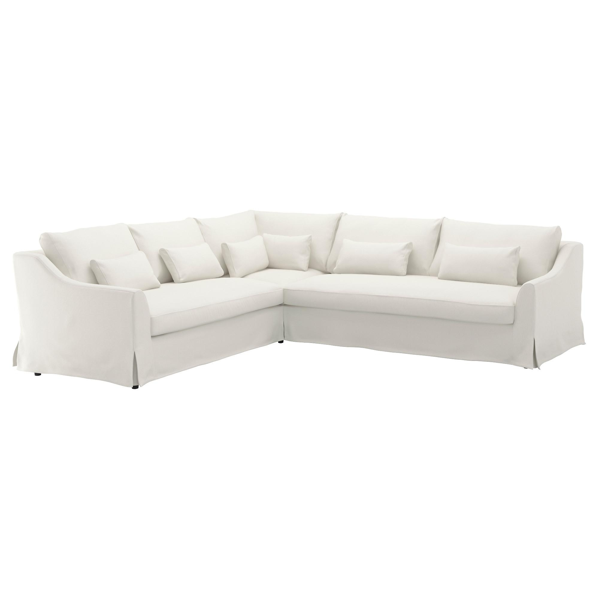 Fabric Sofas – Modern & Contemporary – Ikea In White Sofa Chairs (Image 3 of 20)