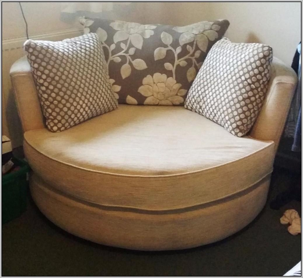 Fabulous Round Sofa Chair In Modern Chair Design With Additional Pertaining To Circle Sofa Chairs (View 6 of 20)