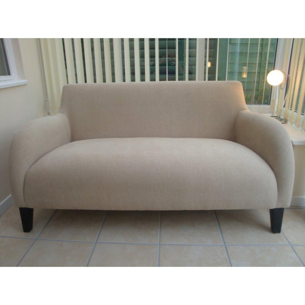 Fancy Small 2 Seater Sofa 21 For Contemporary Sofa Inspiration Inside Small 2 Seater Sofas (View 4 of 20)