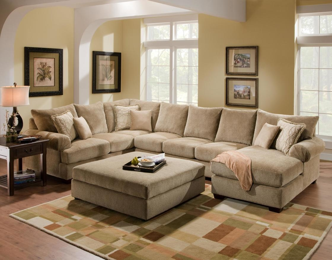 Fancy Tables For Sectional Sofas 19 In Giant Sectional Sofa With Inside Giant Sofas (View 9 of 20)