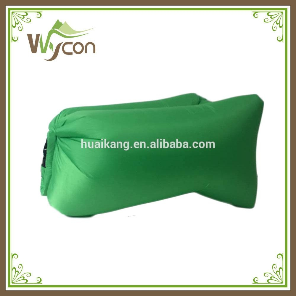 Fast Inflatable Laybag Outdoor Air Sofas Camping Sleeping Bag Intended For Camping Sofas (Image 10 of 20)