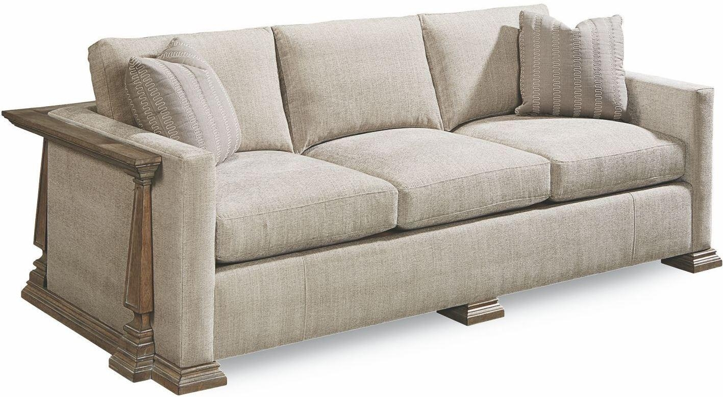 Flexsteel Harrison Upholstered Sofa Belfort Furniture Harrison Intended For Broyhill Harrison Sofas (Image 15 of 20)