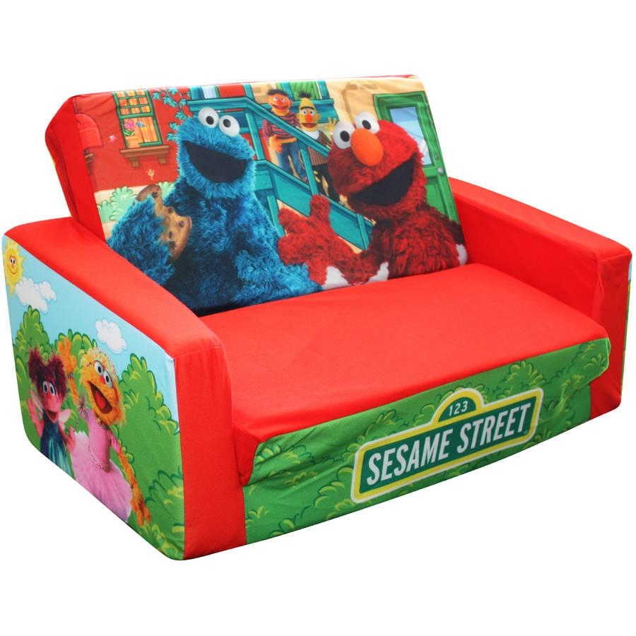 Flip Open Sofa Bed Dolphin Tale Flip Open Sofa Bed (Image 4 of 20)