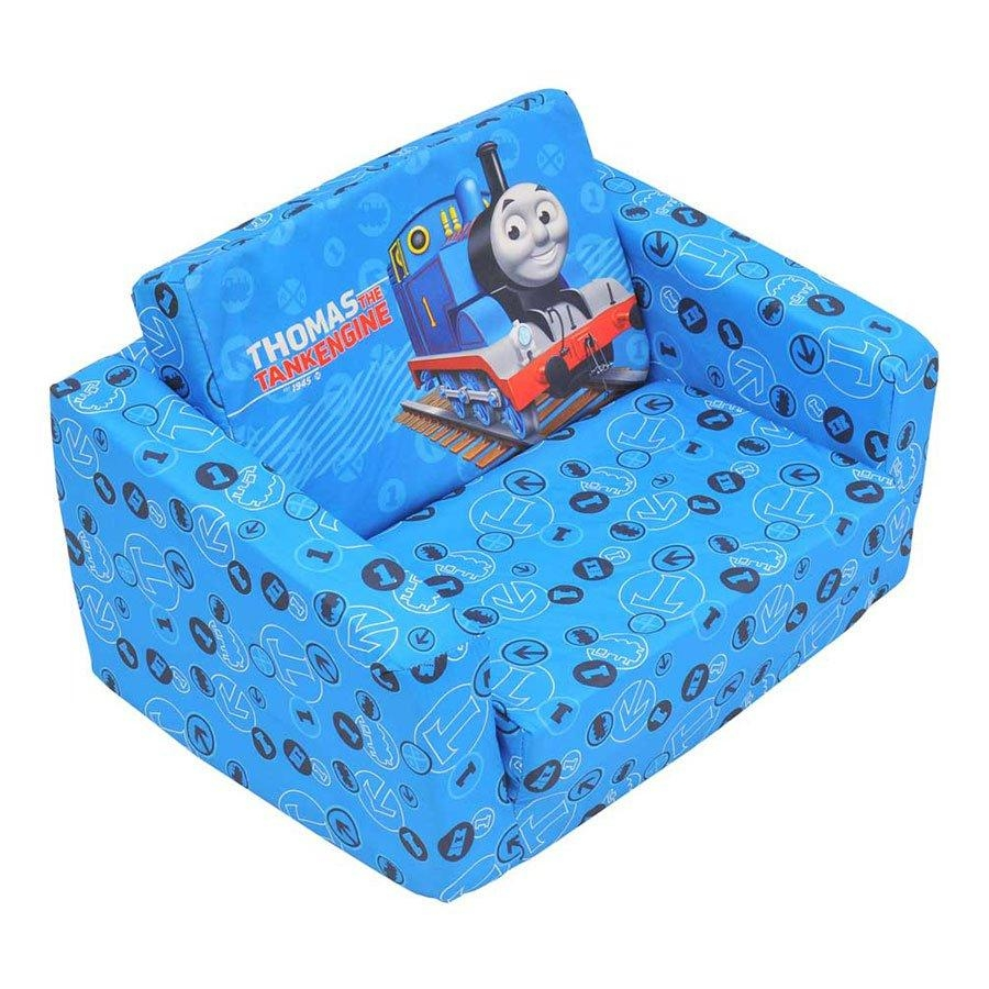 Flip Out Sofa Thomas | Toys R Us Australia In Flip Out Sofa For Kids (Image 2 of 20)