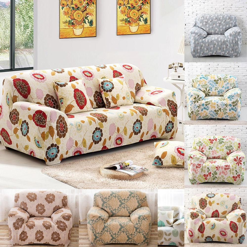 20 Inspirations Floral Slipcovers