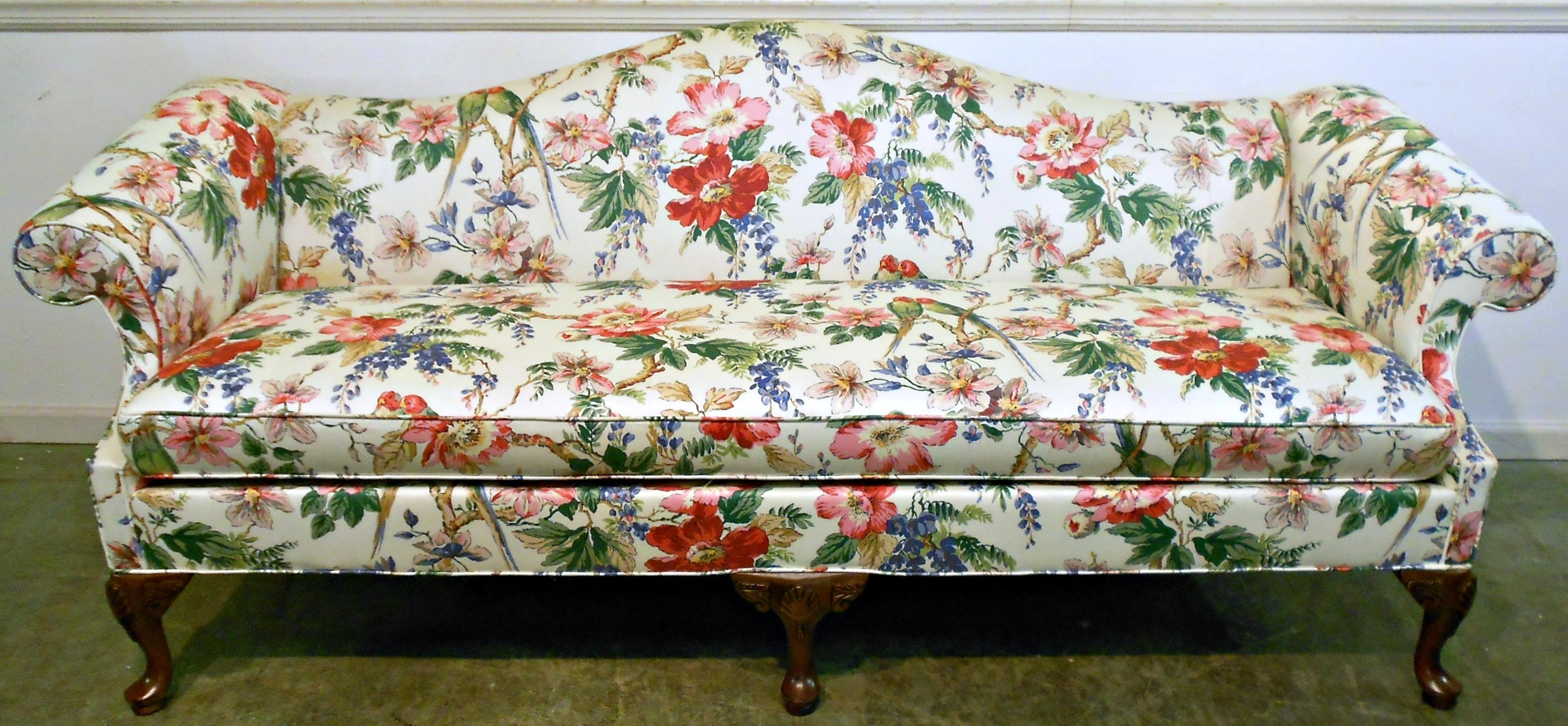 Floral Sofa Intended For Floral Sofas (View 6 of 20)
